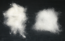 打ち直す綿の拡大